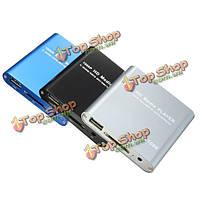 1080p Mini HDD медиа плеер мкВ/сек.264/Формат RMVB полный HD с читателем карточки