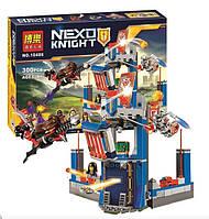 "Конструктор Nexo Knights Bela 10486 ""Библиотека Мерлока 2.0"" 300 деталей"