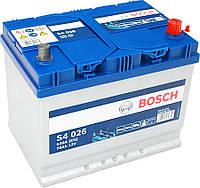 Аккумулятор Bosch S4 026 Silver 70Ah 12V Азия (0092S40260)