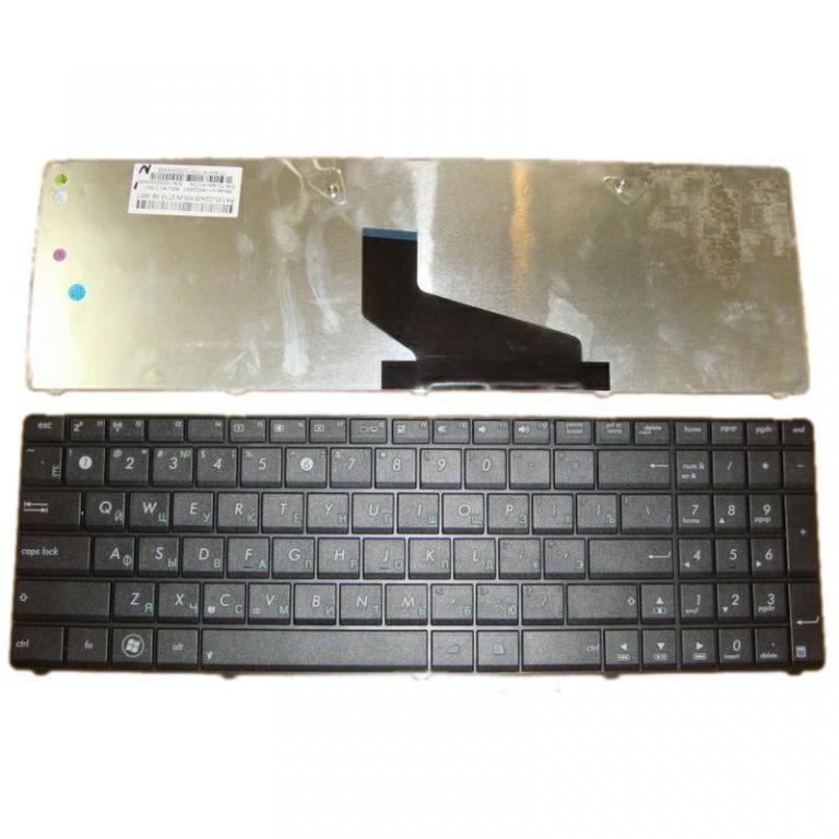 Клавиатура для ноутбука Asus K53, X53, A53, K73, X53,X54, X73 (рус бук