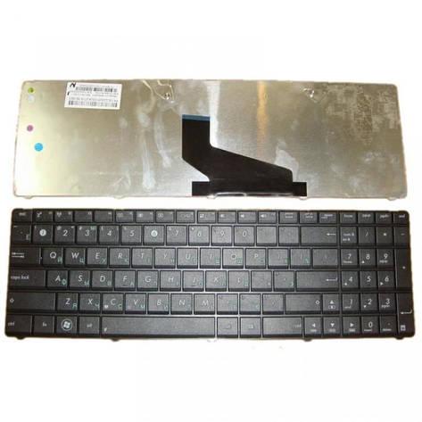 Клавиатура для ноутбука Asus K53, X53, A53, K73, X53,X54, X73 (рус буквы), фото 2