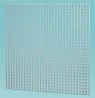 Приточно-вытяжные декоративные пластиковые решетки серии РД 600/1 300х300