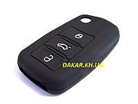 Силиконовый чехол для ключа Volkswagen 993, фото 1