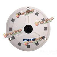 ESCAM QP130 Fish Eye 360 ??градусов 13MP Onvif IP P2P камеры безопасности