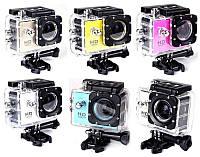 Экшн камера SJ4000 Full Hd 1080P