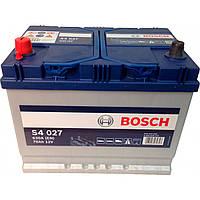 Аккумулятор Bosch S4 027 Silver 70Ah 12V Азия (0092S40270)