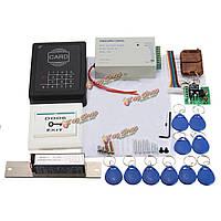 MJPT001 электрический замок двери магнитный контроль доступа RFID система входа для ввода пароля