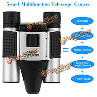 1.3MP 10x25мм цифровой телескоп поддержка камеры видеонаблюдения SD Card записи USB видеовыход