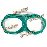 Безопасное стекло очки защитные анти-шок всплеск спорта прозрачные линзы губка накладка