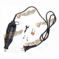 Дремель multipro 220В электрический измельчитель роторный регулируемой скоростью электроинструмента
