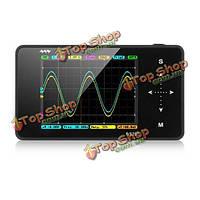 DS202 Нано ARM Ручной Mini TFT-дисплей Цифровой осциллограф
