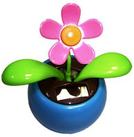 Танцующий цветок, Flip-Flap на солнечной батарее