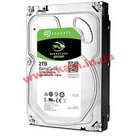 Жесткий диск Seagate BarraCuda HDD 2TB 7200rpm 64MB ST2000DM006