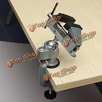 Профессиональная скамья тиски поворотные тиски со струбциной 3 дюйма настольные тиски