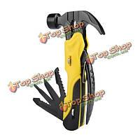 Rdeer rt-2345 7в1 multi Mini сумка выживания инструмент карманный нож молот переходников отвертки инструменты набор