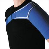 Бандаж фиксатор плечевого сустава неопреновый левый / правый. Размер 1,2,3,4,5 л/п