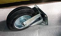 Колесо для тележки поворотное 160мм