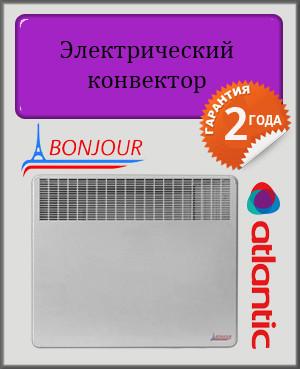 Електричний конвектор BONJOUR CEG BL-Meca/M (1000W)