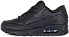 Мужские кроссовки Nike Air Max 90 Найк Аир Макс 90 черные