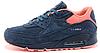 Мужские кроссовки Nike Air Max 90 Premium, найк аир макс 90 синие