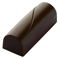 "Форма для шоколада ""comma bullion"" 32х15х13 мм 24 шт. Matfer 383408"