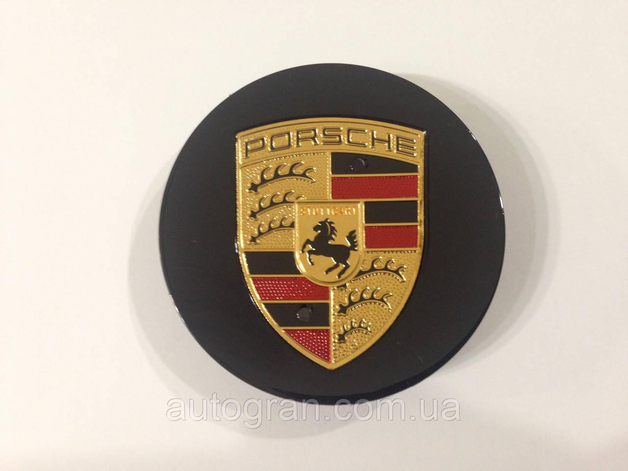 колпачки для литых дисков porsche