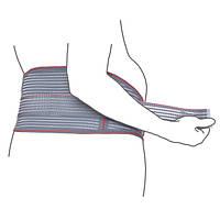 Бандаж для беременных (до- и послеродовой) эластичный Remed R4102