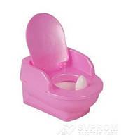 Детский горшок Maltex Трон Розовый