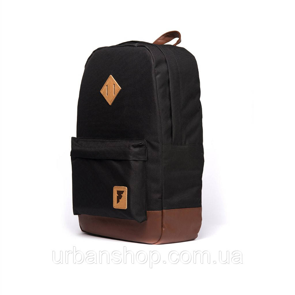 Рюкзак FARABACK Classic Black-Brown
