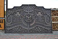 Кованые ворота (Шедевр)