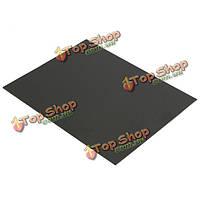 Черный абс стирола пластик плоский лист пластины 1.5мм х 200мм х 250мм