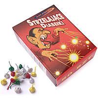 Хлопушка , бомба, чеснок - Strzelajace diabelki ( 50 штук в упаковке)