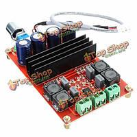 2x100Вт tpa3116 d2 двухканальный цифровой звуковой плате усилителя 12V-24V для Arduino