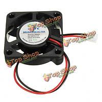12 В постоянного тока 40мм вентилятор охлаждения для 3D-принтер рампы электроники/экструдера RepRap-Пруса