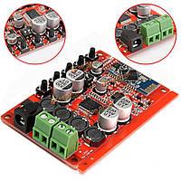 Беспроводная связь Bluetooth csr4.0 аудио цифровой приемник плата усилителя обновленная версия TDA7492P 25w + 25w