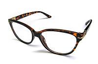 Очки для компьютера защитные леопардовые Versace