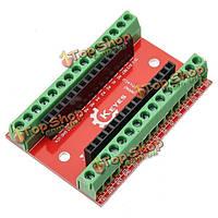 Нано ИО щит плата расширения для Arduino