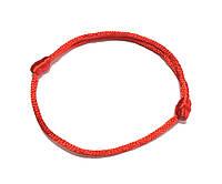 Красная нить браслет на запястье