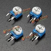 1к/5к/20к/50к/100k ом переменный резистор подстроечный подстроечный потенциометр