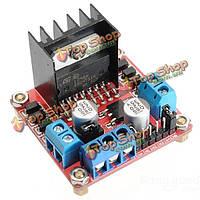 Модуль платы (драйвер) двигателя постоянного тока L298N Dual H