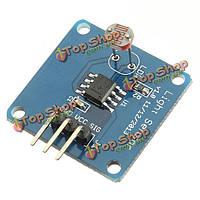 5шт датчик интенсивности света модуль 5528 фото резистора