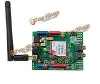 SIM900 и сети GSM/GPRS в icomsatв1.1 модуль расширения совет Arduino