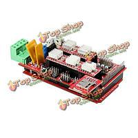 3D принтер набор DIY ramps1.4 a4988 mega2560 памяти Micro-SD фиксатор термистора