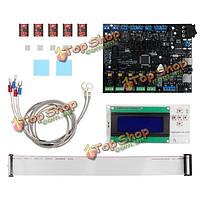 Mightyboard плата a4988 панель 3D принтер комплект модуль доска