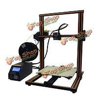 3D принтер 300 * 300 * 400мм печать размер 1.75мм 0.4мм сопла CR-10 DIY creality