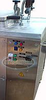 Пастеризатор 400 литров, совместимые с Твердотопливным котлом и пеллетной горелкой.
