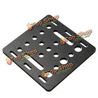 3D Printer Accessories 20мм Aluminum V Type Trough Slider Plate For Openbuilds V-Slot