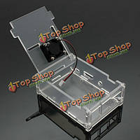 Акрил случае с вентилятором для Raspberry Pi Model B +