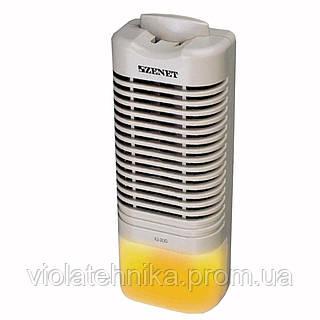 Ионный очиститель воздуха с подсветкой Zenet XJ-200