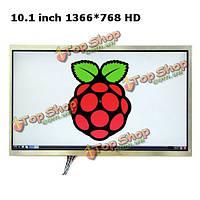10.1-дюйм 1366 * 768 высокой четкости набор модуля дисплея HD для Raspberry Pi